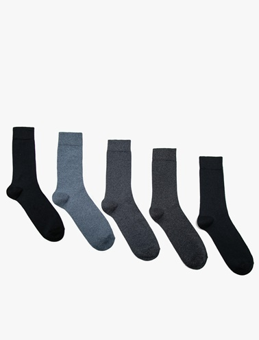 Koton Çorap Mavi